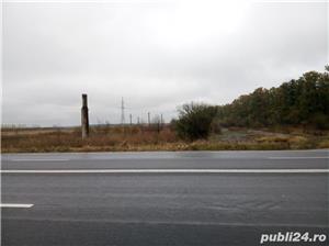 Vanzare Teren Stradal ideal Benzinarie - DN5 Bucuresti - Giurgiu km 45 - Baneasa  - imagine 3