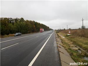 Vanzare Teren Stradal ideal Benzinarie - DN5 Bucuresti - Giurgiu km 45 - Baneasa  - imagine 5