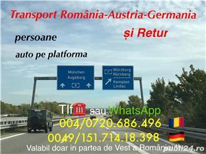 Transport Persoane Romania Germania - imagine 2