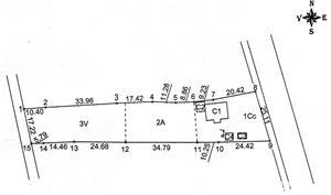 (109) 2214 mp teren intravilan si casa langa Slatina - imagine 5
