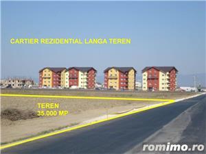 Teren pretabil blocuri in zona serelor Sanpetru - imagine 2