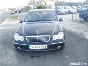 Mercedes  C 200 CDI - imagine 1