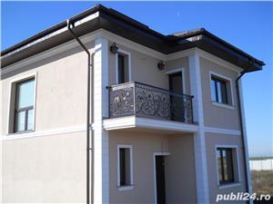 Casa de vanzare ,Bucuresti - Ilfov, Domnesti, amenajari premium, 5 camere, 2 bai, bucatarie, terasa - imagine 2