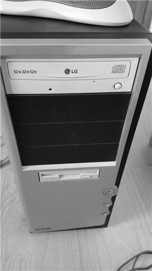 Calculator Intel Pentium Dual CPU E2180 @ 2.00GHz + Monitor - imagine 1