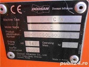 Daewoo DOOSAN DX 300 LC - imagine 3