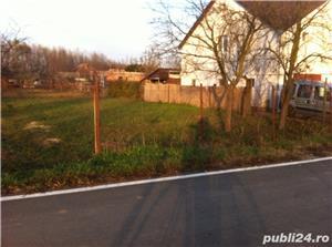 Teren de vanzare cartierul Plopi  - imagine 1