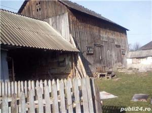 Casa si gospodarie cu 1.2ha pamant/ schimb garsoniera Suceava - imagine 2