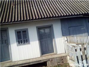 Casa si gospodarie cu 1.2ha pamant/ schimb garsoniera Suceava - imagine 6