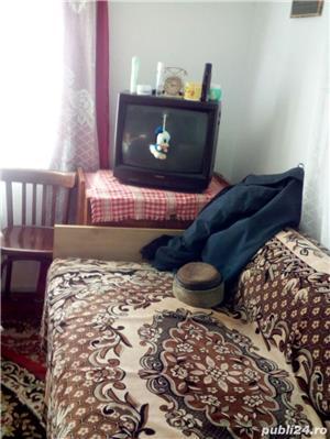 Casa si gospodarie cu 1.2ha pamant/ schimb garsoniera Suceava - imagine 8
