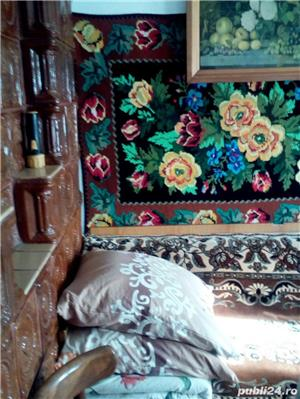 Casa si gospodarie cu 1.2ha pamant/ schimb garsoniera Suceava - imagine 9