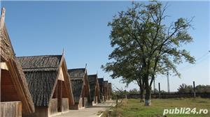 Teren 736 hectare, imobile 1500mp, Delta Dunarii  Chilia Padurea Letea, multiple destinatii, 3.5 mil - imagine 5
