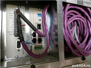 UPS 40kVA ONLINE EATON Powerware 9390, SIN, AVR, trifazat, display.  - imagine 6