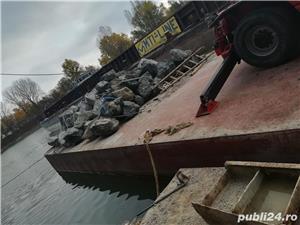 Vand barja de transport 140 to - Giurgiu - imagine 2