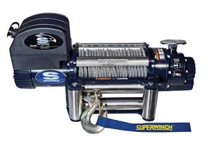 Troliu Superwinch Talon 9500lbs (trage 4309kg) - imagine 1