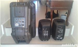 boxa activa 500w cu intrare auxiliar laptop, mobil, cd,ipod, etc ideal pentru sonorizari evenimente - imagine 6