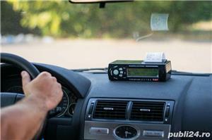Aparat taxi taximetru electronic casa de marcat taxi ceas taxi - imagine 1