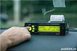 Aparat taxi taximetru electronic casa de marcat taxi ceas taxi - imagine 5