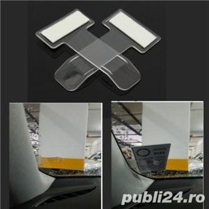 Suport parbriz tichete de parcare - imagine 2