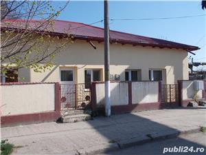 Casa 7 camere, spatiu comercial, teren 1000 mp, schimb cu ap Bucursti. - imagine 1