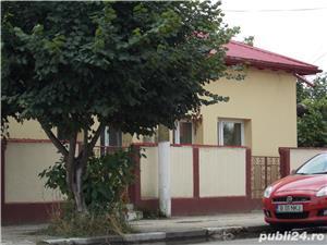 Casa 7 camere, spatiu comercial, teren 1000 mp, schimb cu ap Bucursti. - imagine 8