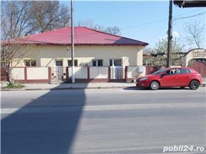 Casa 7 camere, spatiu comercial, teren 1000 mp, schimb cu ap Bucursti. - imagine 2