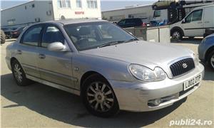 Dezmembrez Hyundai Sonata din 2002 2.7 benzina v6 tip G6BA - imagine 1