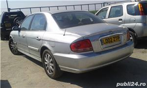 Dezmembrez Hyundai Sonata din 2002 2.7 benzina v6 tip G6BA - imagine 4