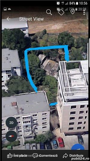 Vand sau schimb Casa demolabila 40 mp+teren intravilan - imagine 1