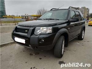 Vând Land rover Freelander 1.8 benz+GPL/piele full - imagine 1
