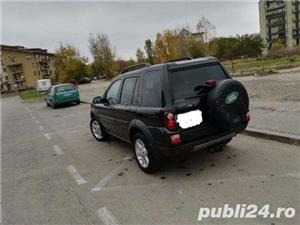 Vând Land rover Freelander 1.8 benz+GPL/piele full - imagine 8