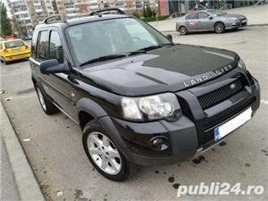 Vând Land rover Freelander 1.8 benz+GPL/piele full - imagine 2