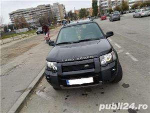 Vând Land rover Freelander 1.8 benz+GPL/piele full - imagine 4