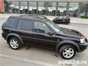 Vând Land rover Freelander 1.8 benz+GPL/piele full - imagine 7