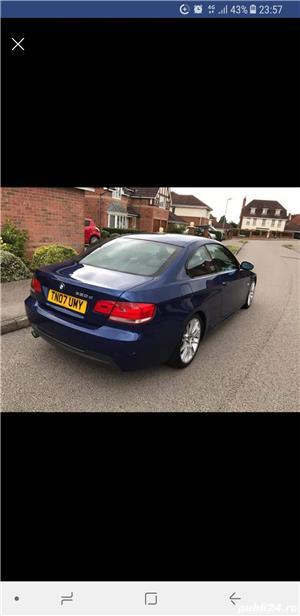 BMW 320 e92 - imagine 2