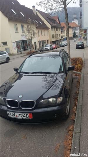 BMW 318i Touring e46 - imagine 3