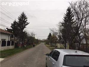Vand teren intravilan pentru constructie casa ultracentral in Bilciuresti la 45 km de Bucuresti  - imagine 3