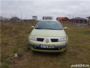 Dezmembrez Renault Megane 2 ,1.9 dci,an 2005 - imagine 1
