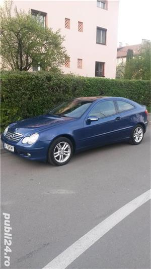 Mercedes-benz c-200 - imagine 4