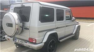 Mercedes-benz G 350 - imagine 4