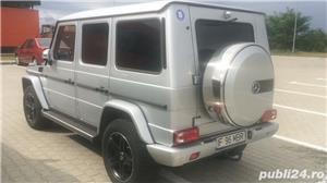 Mercedes-benz G 350 - imagine 6