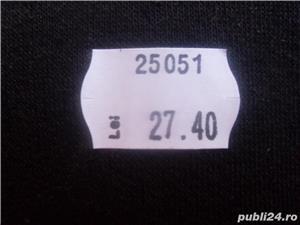 Marcator de preturi, imprimare 2 randuri ( cod+pret) - imagine 4