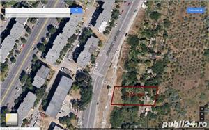 PRET REDUS! Vanzare teren intravilan 1420 mp zona Far Constanta, deschidere 26 m la Bd. 1 Mai Vechi - imagine 1