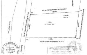 PRET REDUS! Vanzare teren intravilan 1420 mp zona Far Constanta, deschidere 26 m la Bd. 1 Mai Vechi - imagine 4