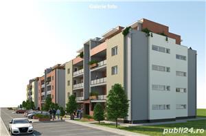 Dezvoltator apartam nou 3 cam cu terasa 71+12 mp la cheie zona Majestic  - imagine 1