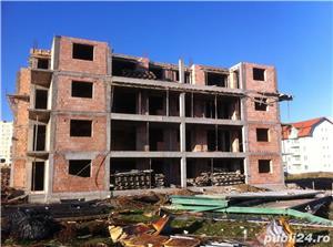 Dezvoltator apartam nou 3 cam cu terasa 71+12 mp la cheie zona Majestic  - imagine 4