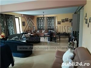 Vila P+1, padure Cernica, 5 camere, 3 bai, lux - imagine 2