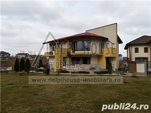 Vila P+1, padure Cernica, 5 camere, 3 bai, lux - imagine 1