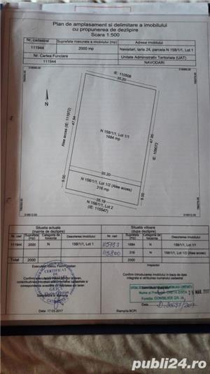 Mamaia nord 1700mp.pret 450000€. - imagine 3