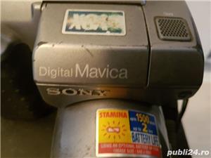 Camera vintage sony cu floppy disk  - imagine 1