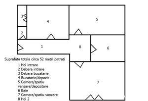 Spatiu comercial/apartament la bulevardul Muncii Uricani - imagine 4